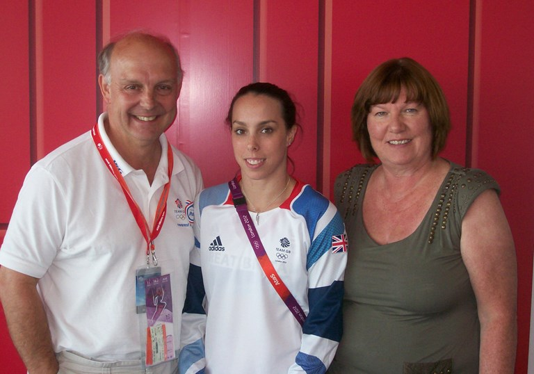Parenting Olympians by Ann and Jerry Tweddle